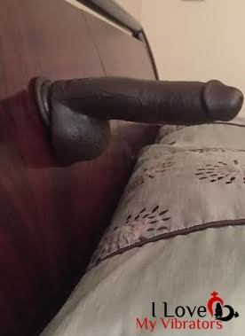 Big didlo for wife